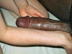 Riesenpenis: BBC - Big black cock