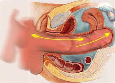 Unglaubliche Stimulation: Vagina mit großem Schwanz penetriert