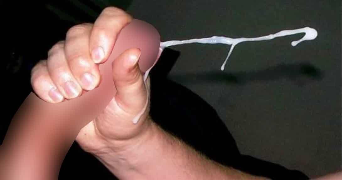 Viel abspritzen extrem Perverse Sperma